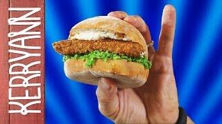 Fish Finger Sandwich | Kerryann Dunlop