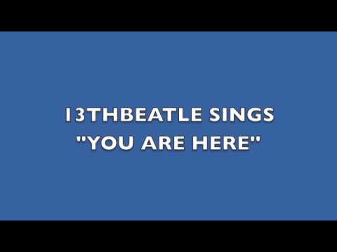 YOU ARE HERE-JOHN LENNON COVER