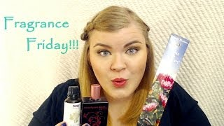 Fragrance Friday - perfume, home fragrances, and DIY air freshener