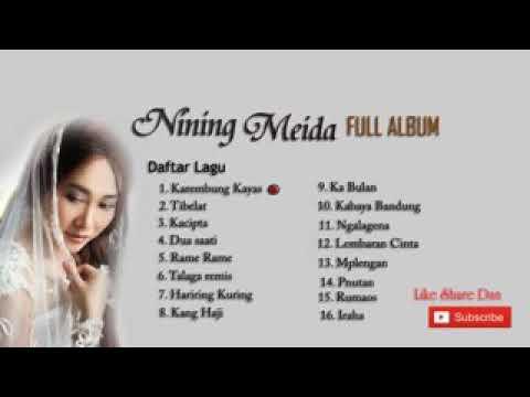 Pop sunda  ( nining meida)  full album