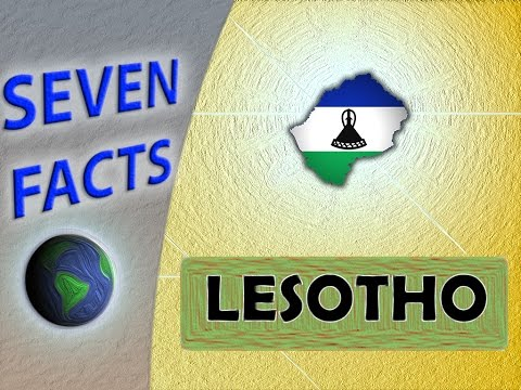 7 Facts worth knowing about Lesotho