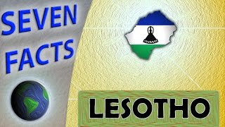 Видео 7 Facts about Lesotho от Sebastian ioan, Лесото