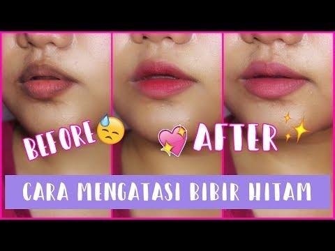tutorial-lipstick-untuk-bibir-hitam-(ombre-lips-juga-beb)- -elvira-mikaels