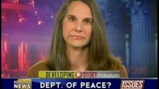 Department of Peace on CNN Headline News
