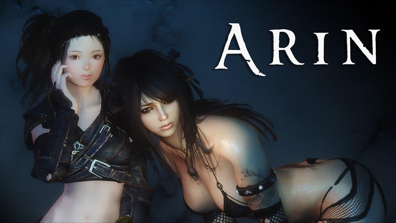 Skyrim: Arin - Custom voiced follower