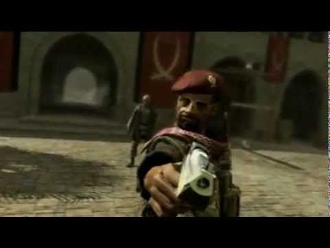 Call of Duty Modern Warfare mission 1 Khaled Al-Asad ...