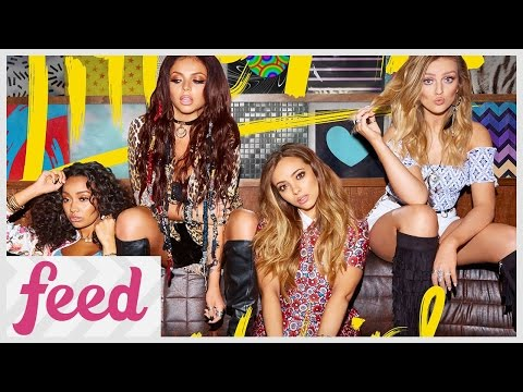 """Little Mix Debuts """"Love Me Like You"""", One Direction Reacts!"""