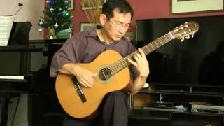 Xuân Này Con Không Về (I Won't Be Home This New Year) - Đăng Thảo -Guitar Solo