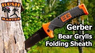 Нож выживания Gerber Bear Grylls Folding Sheath (Survival knife)(В этом видео я расскажу о складном ноже выживания Gerber Bear Grylls Folding Sheath. Также я покажу некоторые отличия между..., 2016-11-11T15:00:01.000Z)