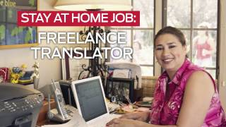 Great Jobs You Can Do From Home