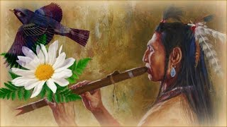 1  -        Relaxing Native Flute  Birds Singing