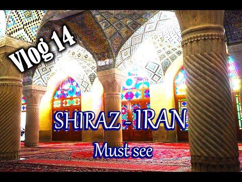 Shiraz, Iran. places to visit... ( Vlog 14  )