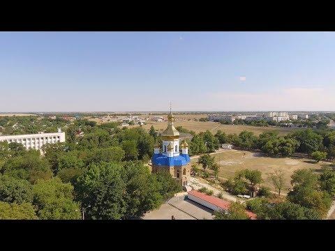 Крымъ 4К: Строительство храма Казанской иконы Божьей Матери въ Красногвардейскомъ