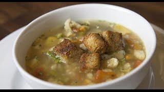 Thrive Life: Healthy Chicken Quinoa Soup