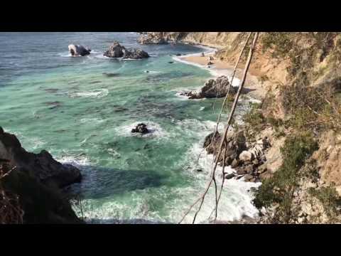 Exploring Big Sur, starting & ending in Monterey