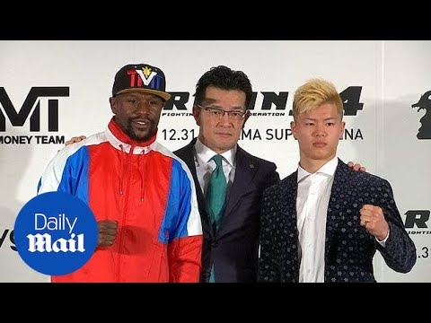 Floyd Mayweather Jr will have first MMA fight in Japan