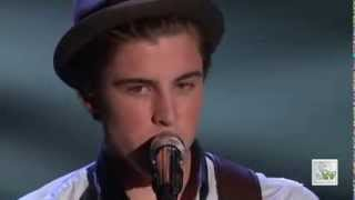 "Sam Woolf  - We Are Young ""Top 10"" On  American Idol 2014"