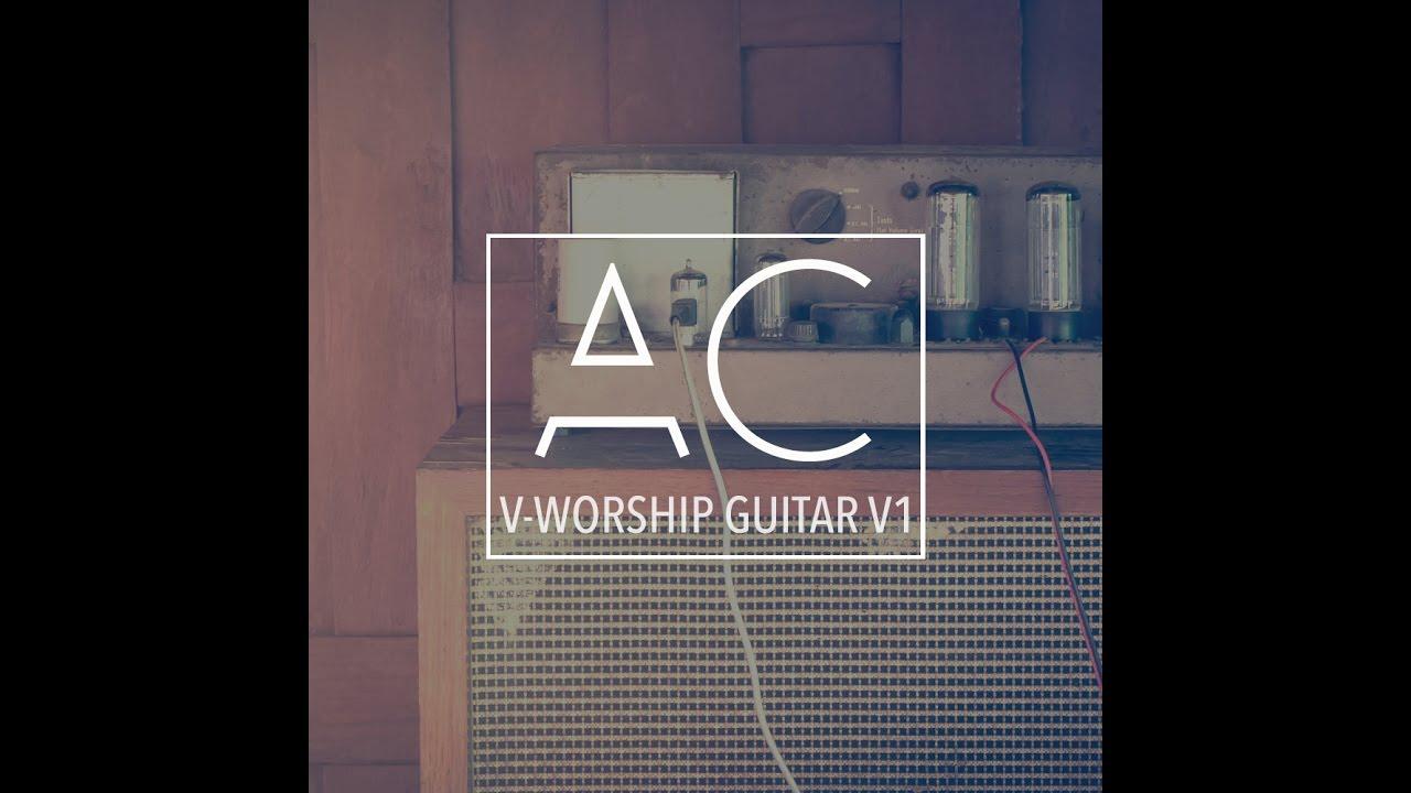 V-Worship Guitar Vol 1   MultiTracks