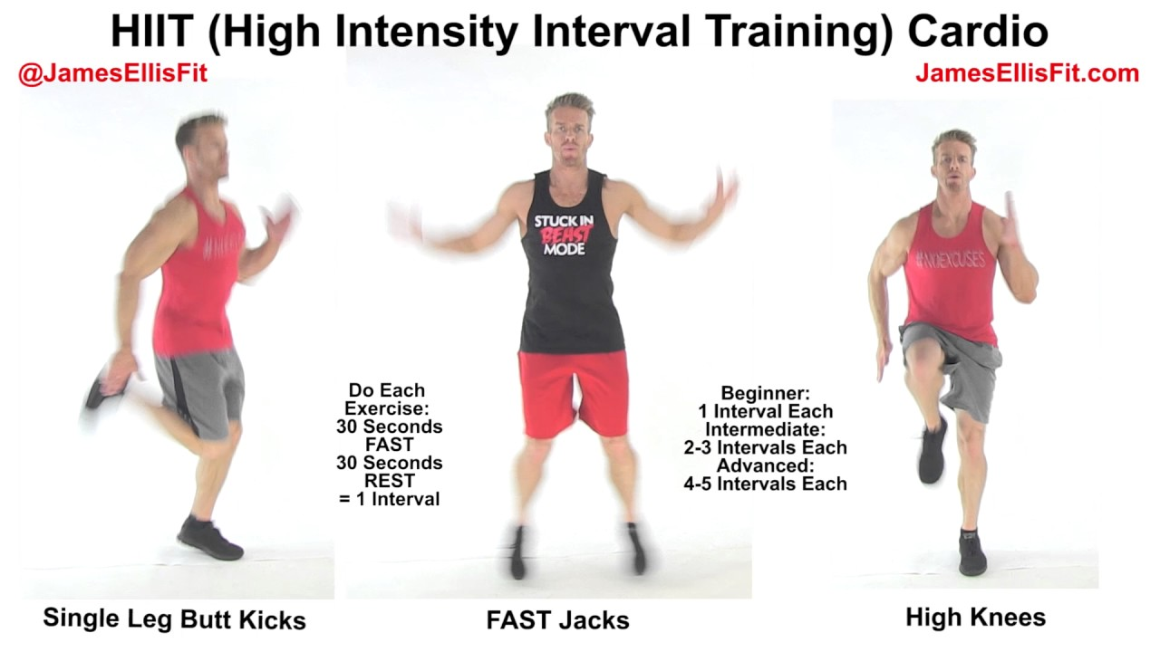 Try High-Intensity Interval Training (HIIT) and Lifting Weights