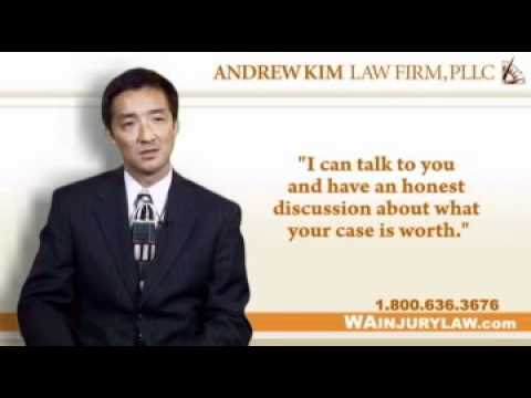 Seattle Bellevue Attorney Andrew Kim - Your Case Value