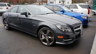 Mercedes-Benz CLS-Class 2012 Videos