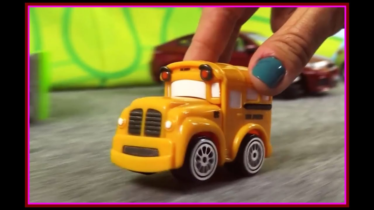 kids toy cars bburago childrens speedy toy race track demo story for childrencartoons for kids