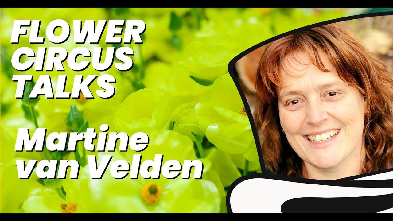 FC Talks with florist Martine van Velden