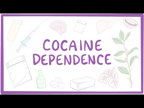 Cocaine Dependence - causes, symptoms, diagnosis, treatment, pathology