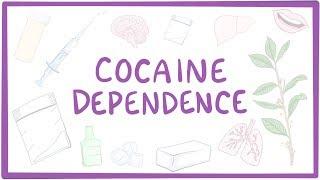 Cocaine Dependence - causes, symptoms, diagnosis, treatment, pathology