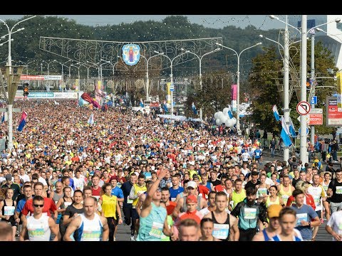 Minsk Half Marathon 2017 (Comments of foreign participants)