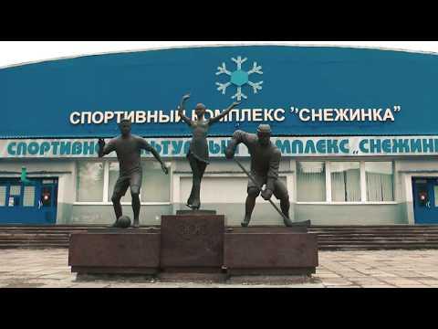 Прокопьевск 2017. Прогулка по городу