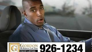 Car Wreck 18-Wheeler Accident Baton Rouge Lawyers - Gordon McKernan - Driving 2