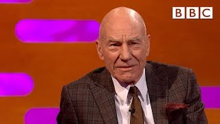 Patrick Stewart reveals secrets from the new Star Trek!  - BBC