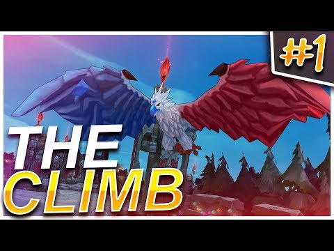 Froggen | THE CLIMB EP 1 - THIS IS MY GAME !!