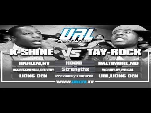 SMACK/ URL Presents K-SHINE vs TAY ROC | URLTV