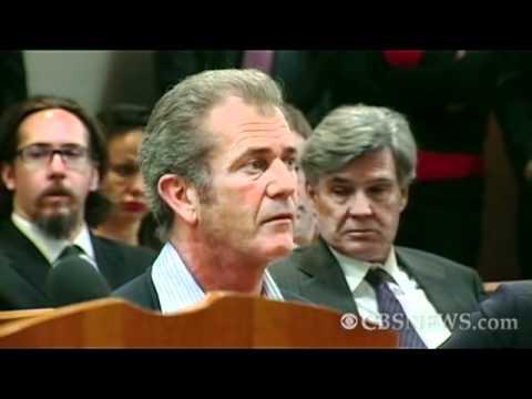 Mel Gibson sentenced in battery case
