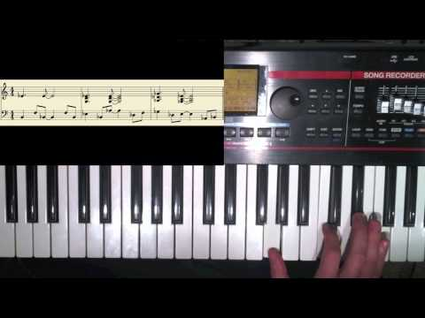 How To Play Electric Relaxation By A Tribe Called Quest Piano
