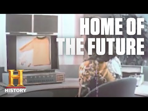 "Flashback: The 1960s Idea of ""The Home of 1999"" 