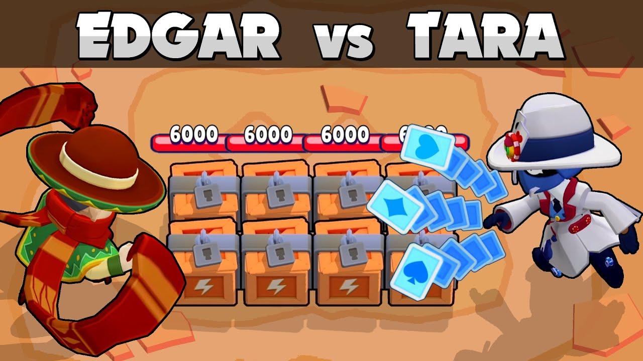 EDGAR vs TARA | 1vs1 | Batalla de Bandidos