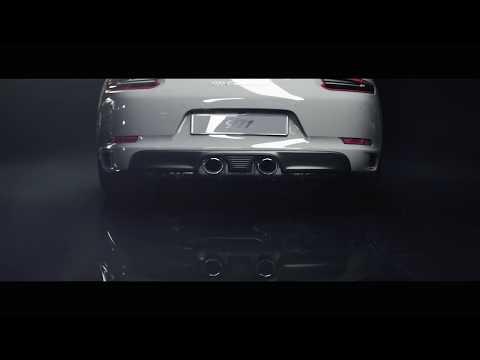 Porsche Tequipment Sports Exhaust