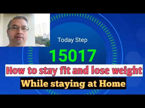 Stay fit and lose weight during lockdown | Simple exercise that everyone can do at home