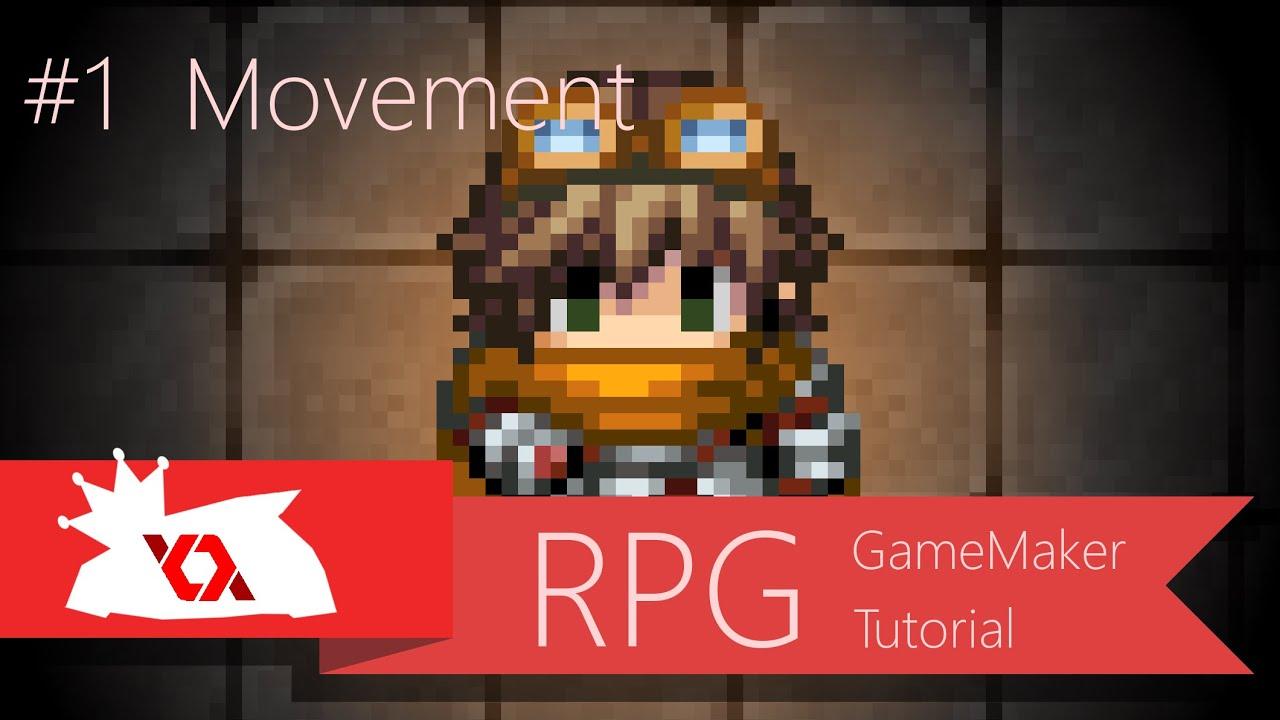 Game maker tutorial rpg 1 movement 12 youtube game maker tutorial rpg 1 movement 12 baditri Gallery