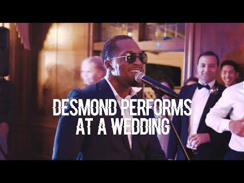 Desmond performs 90's hits LIVE in Canada!