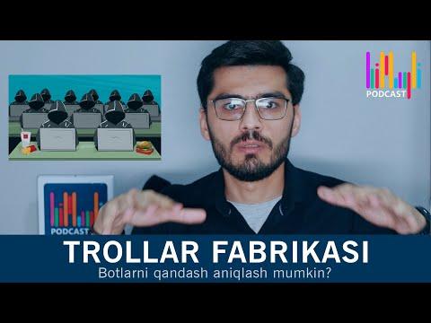 Mirshakar Fayzulloyev trollar