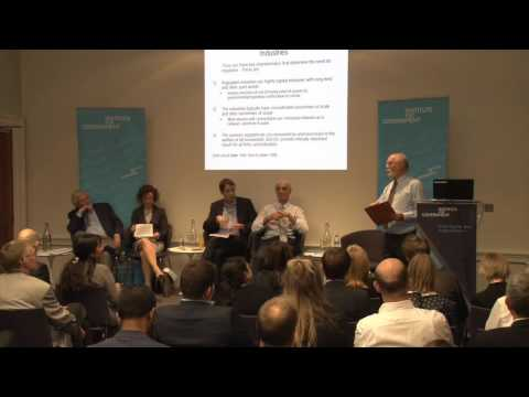 The future of economic regulation in the UK