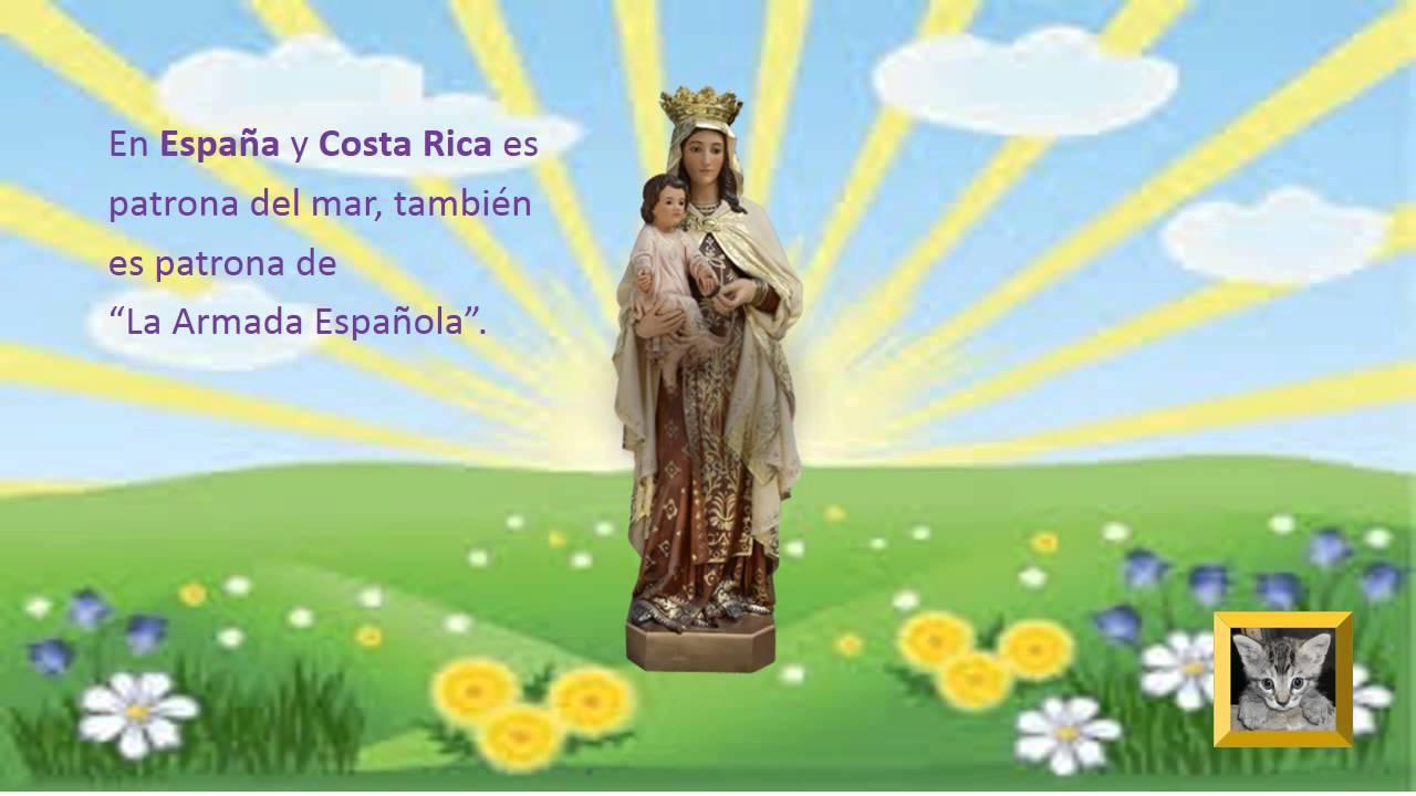 Virgen Del Carmen O Nuestra Señora Del Carmen
