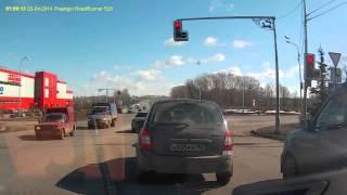 ДТП в Уфе на мосту через Дему 03 04 2014(, 2014-04-04T16:43:48.000Z)