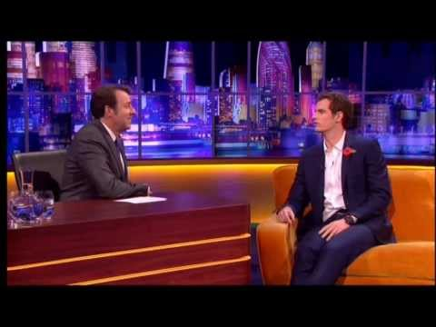 Andy Murray Interview - 15/11/13