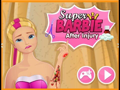 Doctor Kid Games - Barbie Doctor Games For Kids