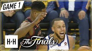 Cleveland Cavaliers vs Golden State Warriors - Game 1 - 1st Qtr Highlights | 2018 NBA Finals